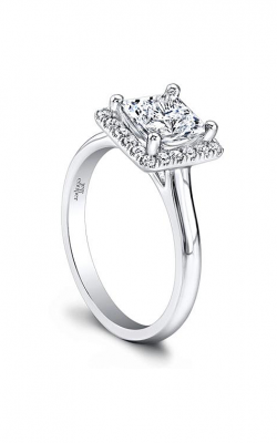 Jeff Cooper Engagement Ring Tandem Collection Tamara Round 1607PR product image
