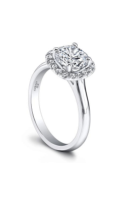 Jeff Cooper Engagement Ring Tandem Collection Tamara Round 1607RD product image