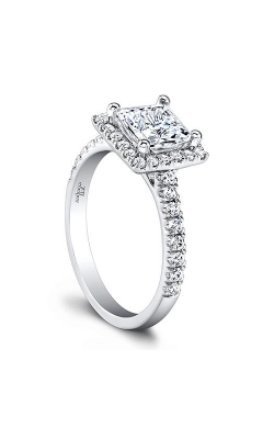 Jeff Cooper Engagement Ring Tandem Collection Tate Princess 1608PR product image