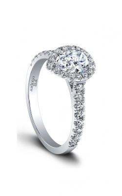 Jeff Cooper Engagement Ring Tandem Collection Tate Pear Shape 1509 product image