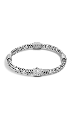 John Hardy Classic Chain Collection Bracelet BBP9694DI product image