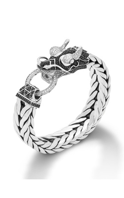 John Hardy Naga Collection Bracelet BMS65210BLSWS product image