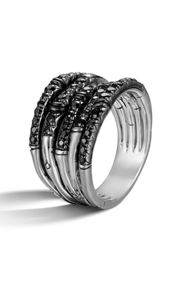 John Hardy Bamboo Fashion Ring RBS57614BLS product image