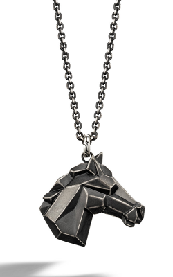 John Hardy Classic Chain Collection Necklace NB99478BL product image