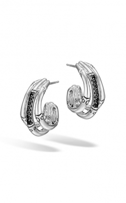 John Hardy Bamboo Collection Earrings EBS57654BLS product image