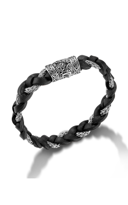 John Hardy Classic Chain Braided Bracelet BM99068BL product image