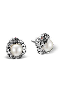John Hardy Naga Earring EBS6510161AFRBBLS product image