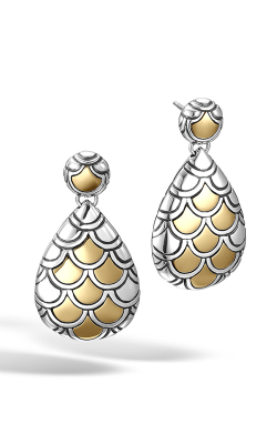 John Hardy Naga Earrings EZ65949 product image