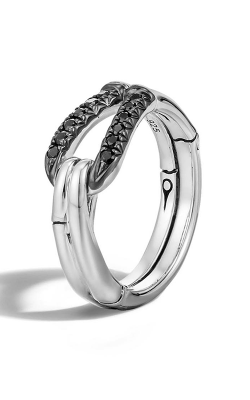 John Hardy Bamboo Fashion Ring RBS58074BLS product image
