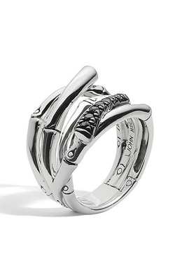 John Hardy Bamboo Fashion Ring RBS58934BLS product image