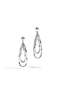 John Hardy Bamboo Collection Earring EB5885 product image