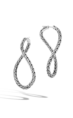 John Hardy Classic Chain Collection Earrings EB96176 product image