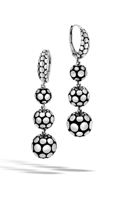 John Hardy Dot Collection Earrings EB39245 product image