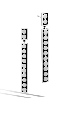 John Hardy Dot Collection Earrings EB3958 product image