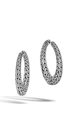 John Hardy Classic Chain Collection Earrings EB93298 product image