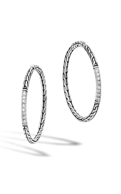 John Hardy Classic Chain Collection Earrings EBP9925422DI product image