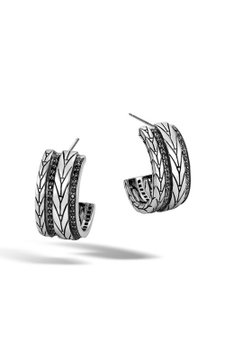 John Hardy Modern Chain Collection Earrings EBS932964BLS product image