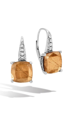 John Hardy Classic Chain Collection Earrings EBS971561GSSPDI product image
