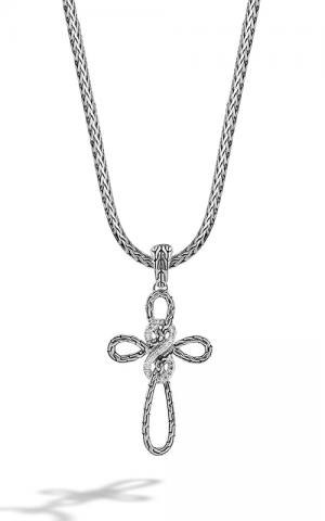 John Hardy Classic Chain Collection HBP994002DI
