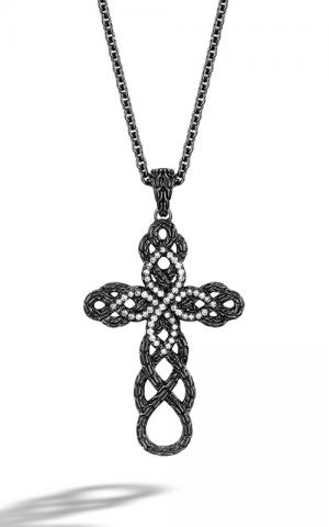 John Hardy Classic Chain Collection NBP995742RTDI