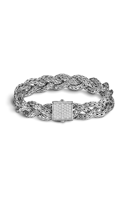 John Hardy Classic Chain Collection Bracelet BBP99068DI product image