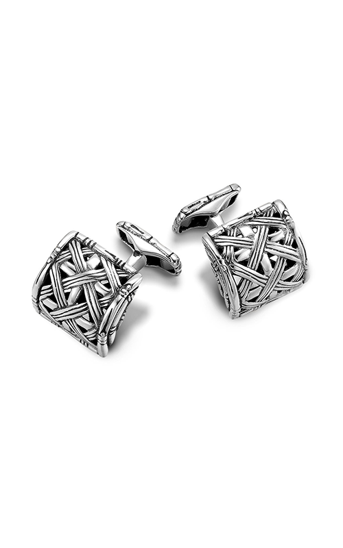 John Hardy Bamboo Collection Cufflink MB5010C product image