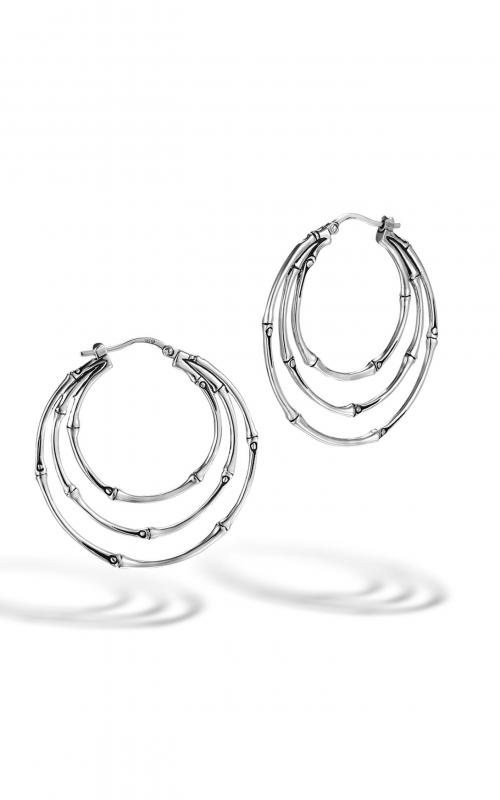 John Hardy Bamboo Collection Earrings EB5722 product image