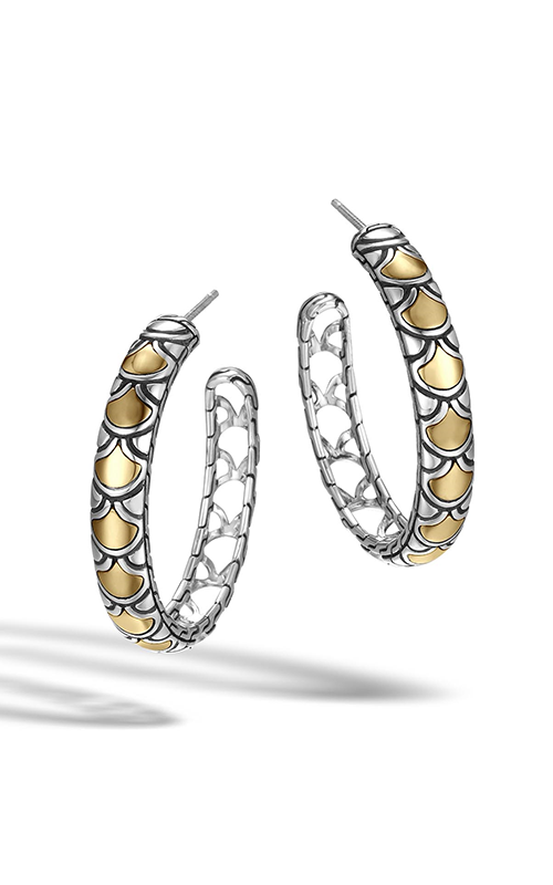 John Hardy Naga Earrings EZ65950 product image