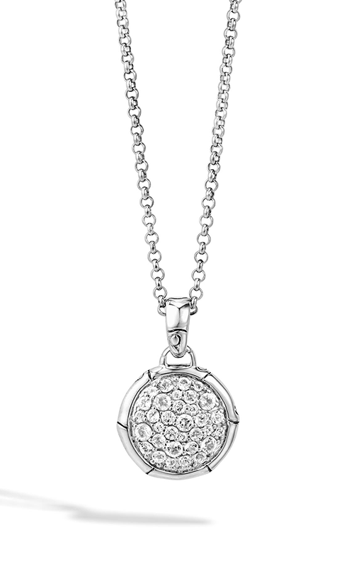 John Hardy Bamboo Collection Necklace NBS54381WT product image