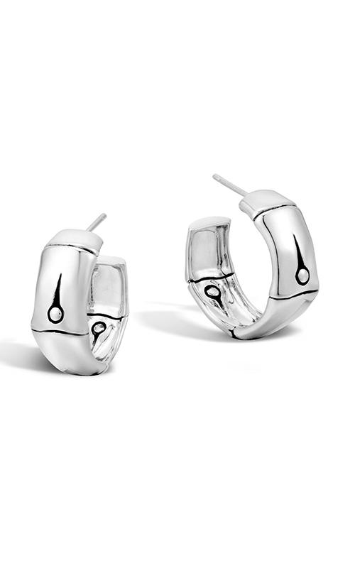 John Hardy Bamboo Collection Earrings EB58121 product image