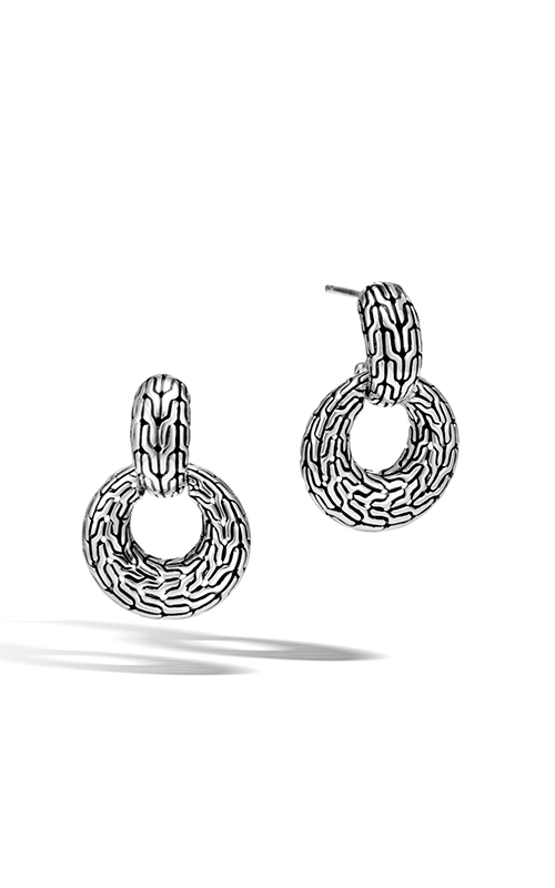 John Hardy Classic Chain Collection Earrings EB96173 product image