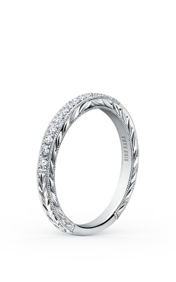 Kirk Kara Wedding Band K1170D-B product image
