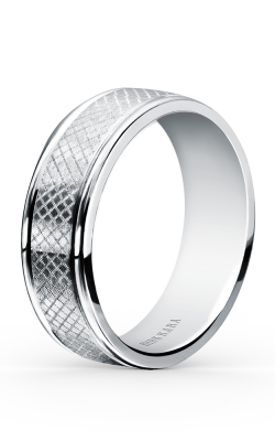 Kirk Kara Wedding Band SS7002M-B product image