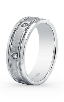 Kirk Kara Wedding Band SS6985MD-B product image