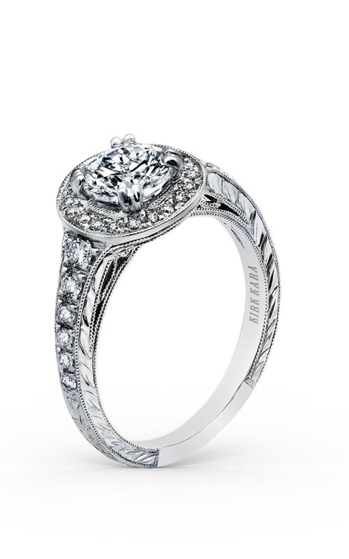 Kirk Kara Carmella Engagement ring K1170DCR-R product image
