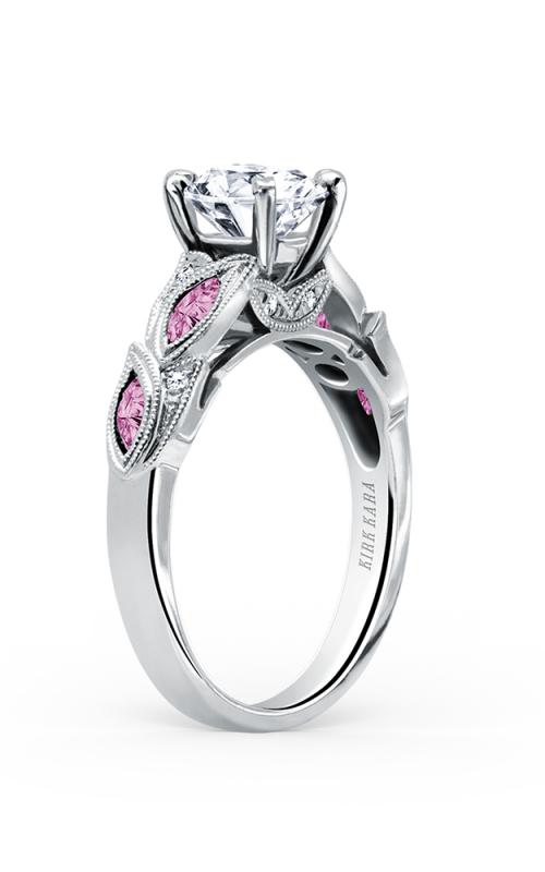 Kirk Kara Dahlia Engagement ring K155PDR product image