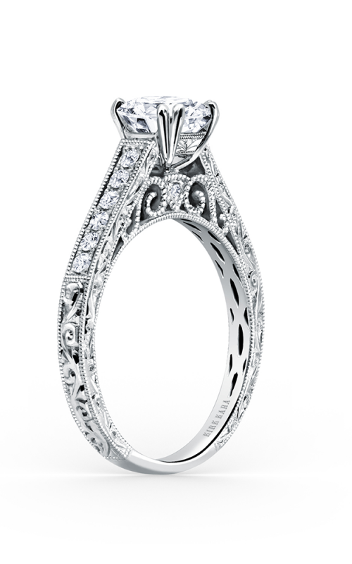Kirk Kara Stella Engagement ring K160ER product image