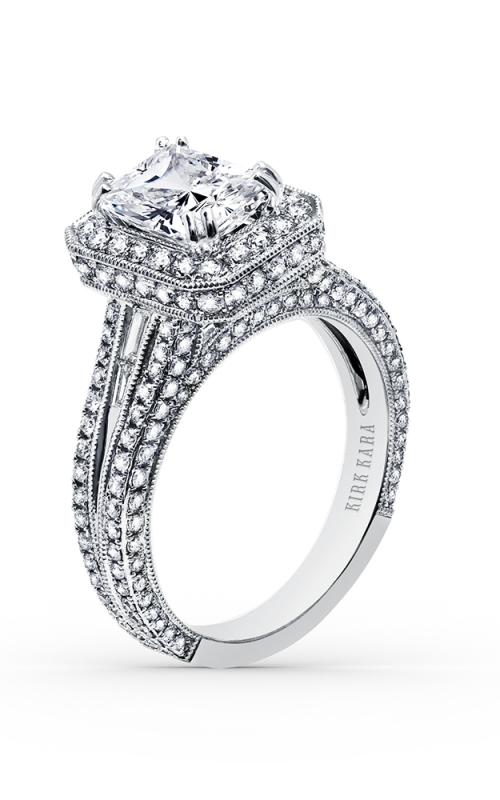 Kirk Kara Carmella Engagement ring SS6983TC-R product image
