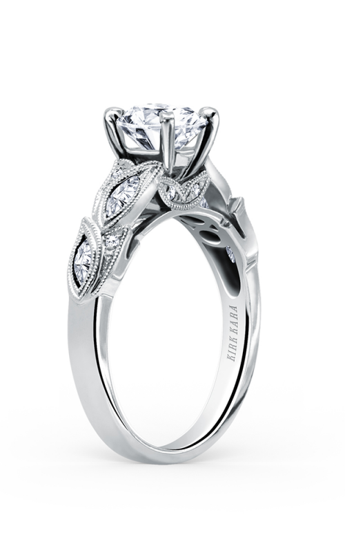 Kirk Kara Dahlia Engagement ring K155R product image