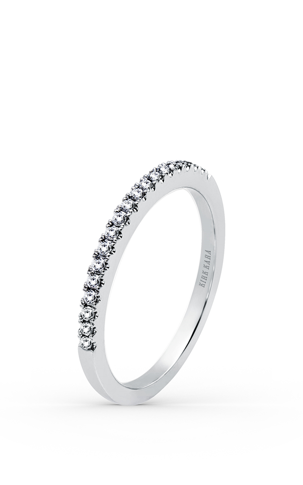 Kirk Kara Wedding band K1020D-B product image
