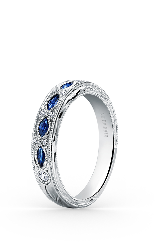 Kirk Kara Wedding band K1120SD-B product image