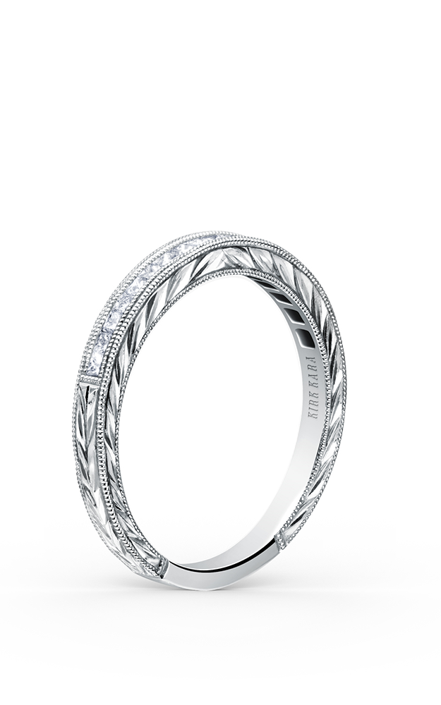 Kirk Kara Wedding band K1341D-B product image