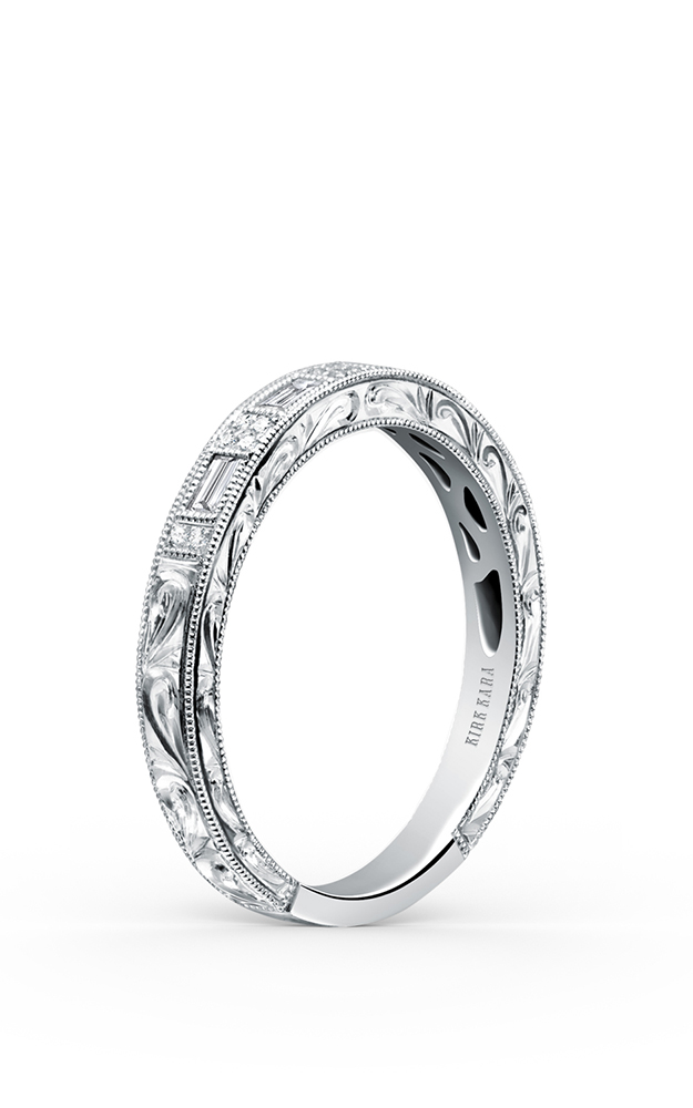 Kirk Kara Wedding band K138-B product image