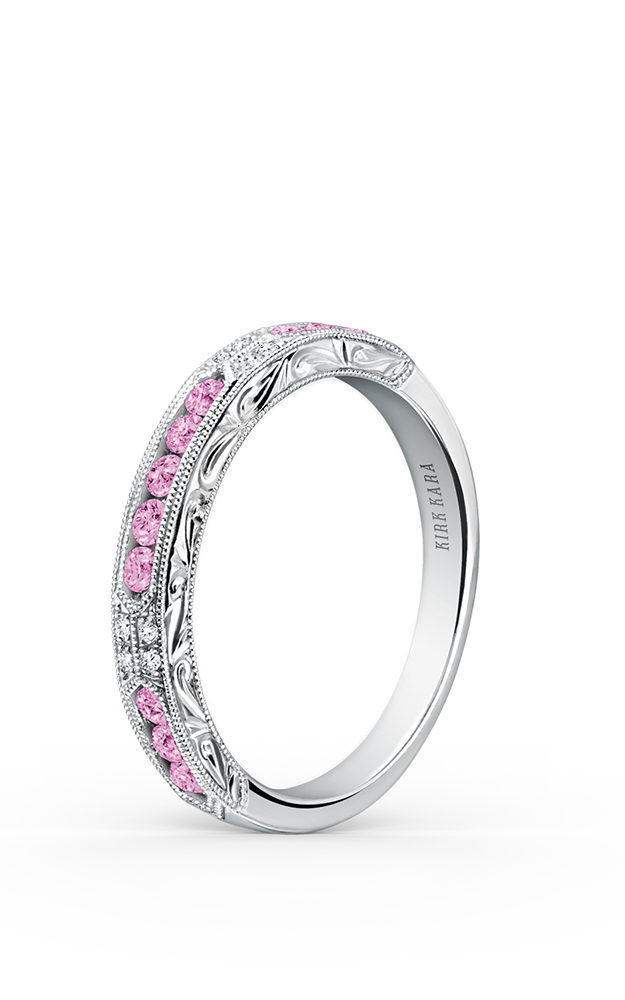 Kirk Kara Wedding band K1390VD-B product image