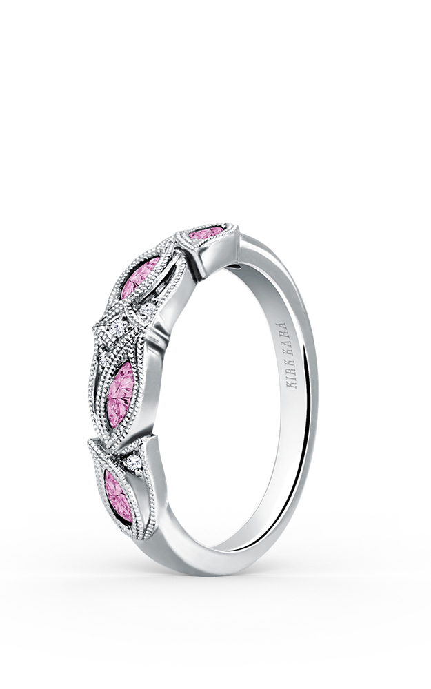 Kirk Kara Wedding band K155PD-B product image