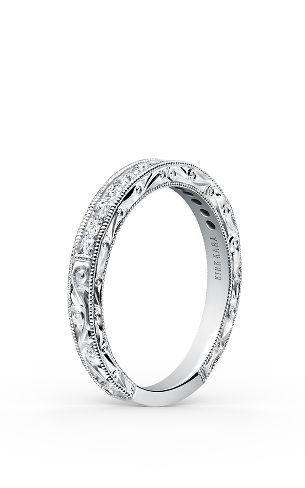 Kirk Kara Wedding band K160E-B product image