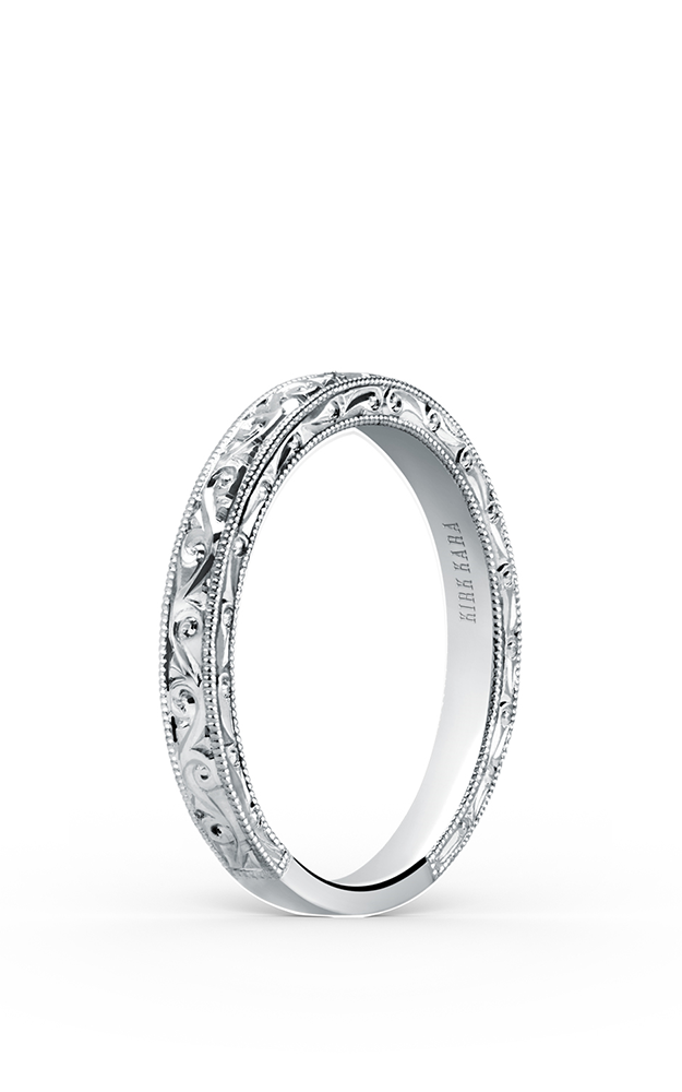 Kirk Kara Wedding band K160EN-B product image