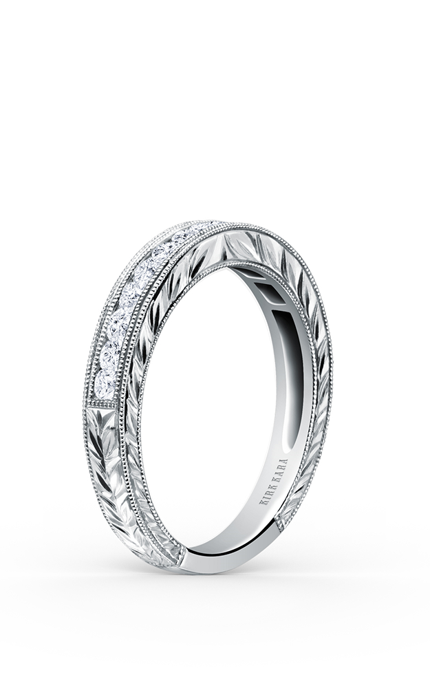 Kirk Kara Wedding band K250-B product image