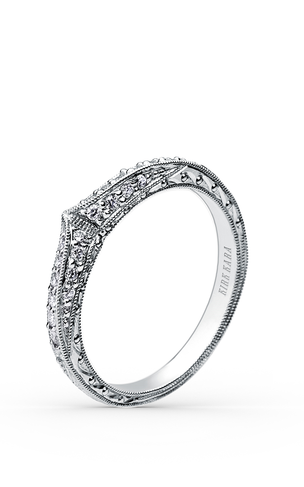 Kirk Kara Wedding band SS6635-B product image