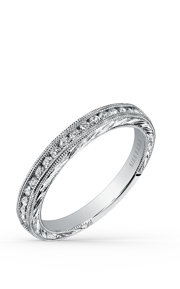 Kirk Kara Wedding band SS6766-B2 product image